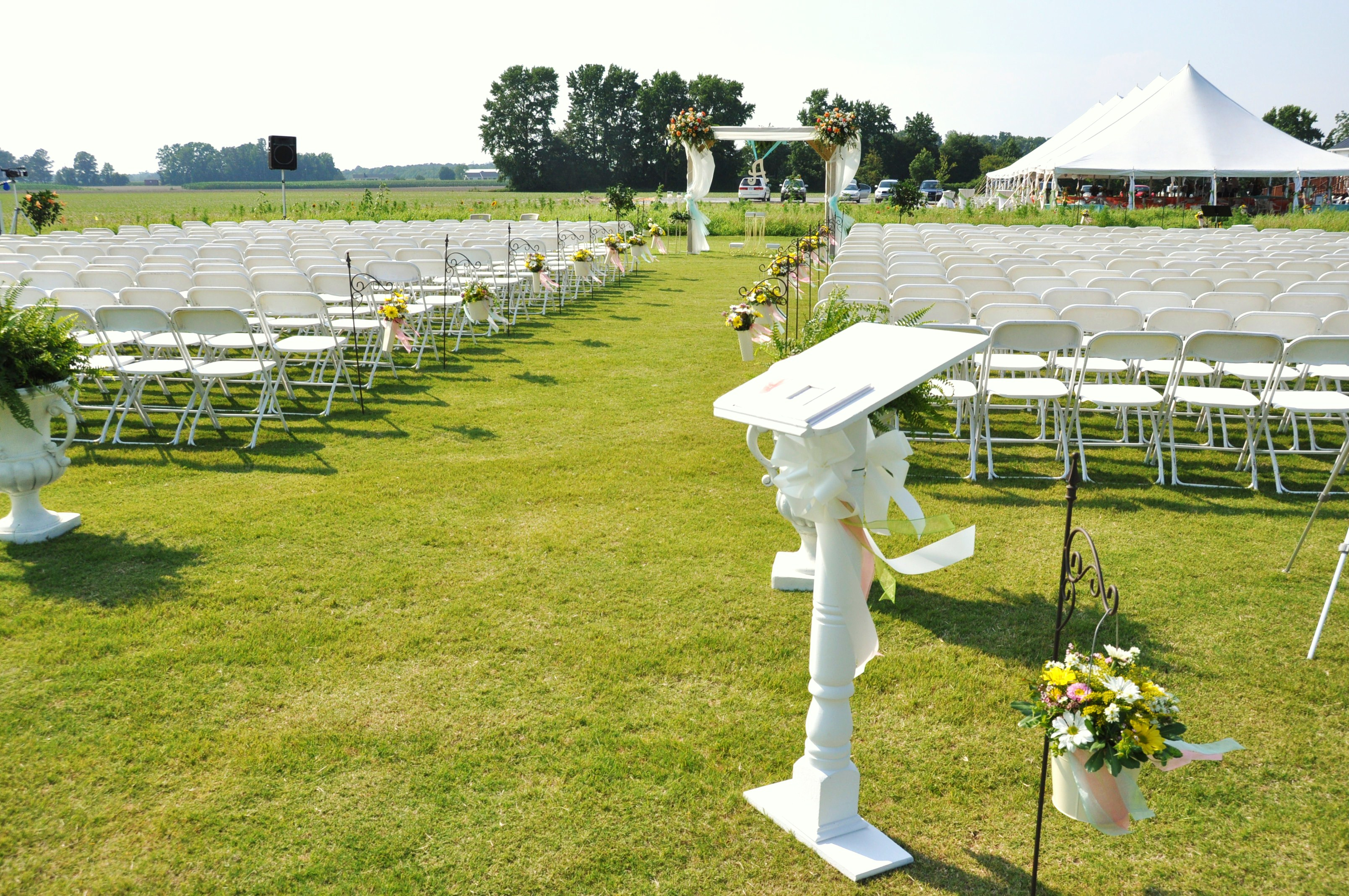 Honeypearl Range is a venue at Hamstead Acres